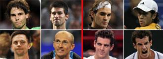 Grupos de la Copa Masters