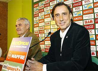 Presentaci�n de Miguel �ngel Portugal.