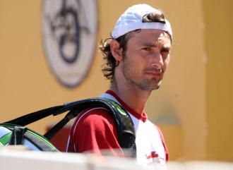 Juan Carlos Ferrero en una imagen de archivo.