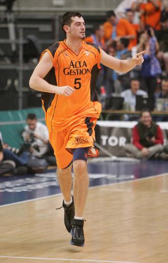 Tskitishvili, con la camiseta del Fuenlabrada.