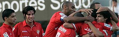 Tenerife 1-2 Sevilla