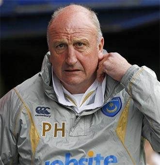 Paul Hart no consiguió los resultados esperados por la dirección del Portsmouth