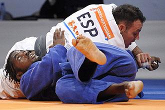 David Alarza ganó la plata en Qingdao