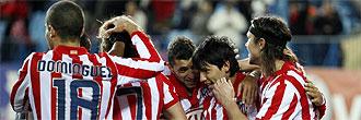 Atlético de Madrid-Oporto