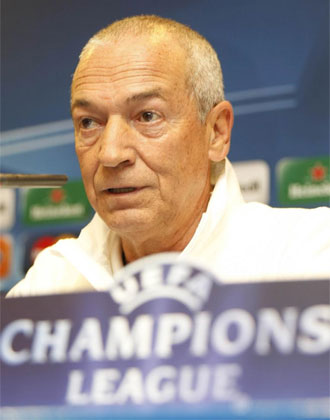 Ferreira, durante una rueda de prensa.