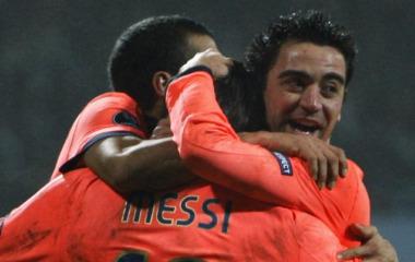 Dinamo Kiev 1-2 Barcelona
