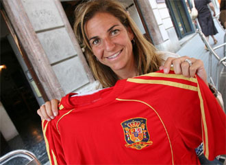 El Supremo considera que la deportista ten�a fijada su residencia en Espa�a y no en Andorra.