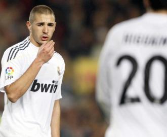 Benzema podr�a volver al once de Pellegrini tras cuatro partidos siendo suplente.
