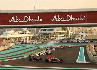 Yas Marina volverá a cerrar el Mundial de F1.