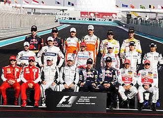 Todos los pilotos del Mundial podrían presentarse en Valencia con sus respectivas escuderías