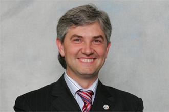 Venancio López posa para MARCA.