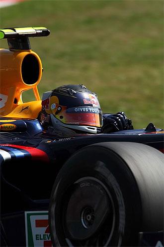 Monoplaza Red Bull en el GP de Jap�n de esta temporada