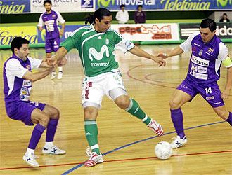 Betao, en un partido ante el Gestesa Guadalajara