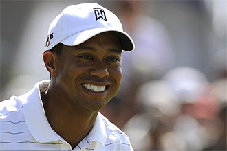 Tiger Woods, en uno de sus �ltimos torneos