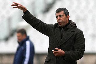 Joao Carlos Pereira dirige al Belenenses antes de ser destituido