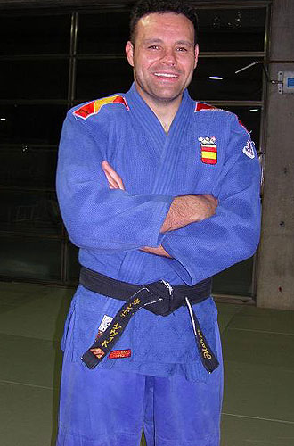 David Alarza posa para MARCA.com