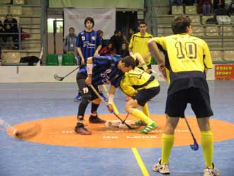 CUF Legan�s venci� a ADIL con dos goles de Aitor Bermejo