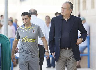Valverde y Fernando Roig