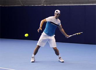 El tenista manacoría Rafa Nadal.