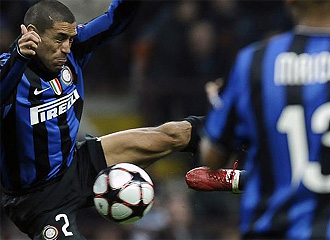 C�rdoba, en un partido con el Inter