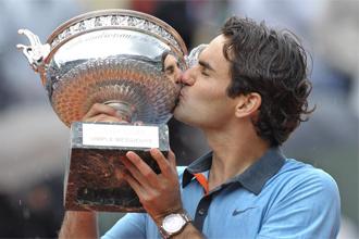 Roger Federer conquist� el Roland Garros 2009.