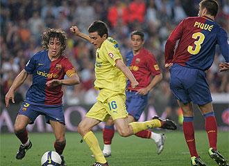 En esta jugada, Joseba Llorente igual� a tres la temporada pasada en el �ltimo minuto.