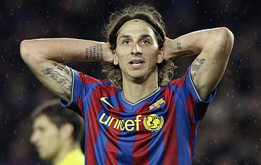 Bar�a 1-1 Villarreal