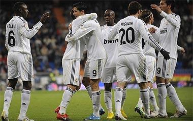 Osasuna-Real Madrid