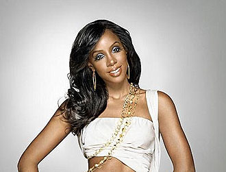 Kelly Rowland, cantante de Destiny's Child.