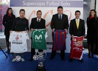Todo listo para la Supercopa de Espa�a que se disputar� en Vigo