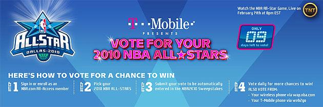 Vota para que Pau Gasol est� en el All Star.