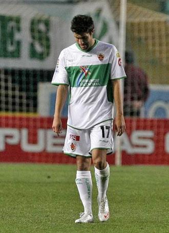 Los jugadores del Elche no quieren que se vuelva a repetir una derrota como la de Las Palmas