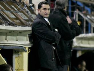 Valverde pone mala cara