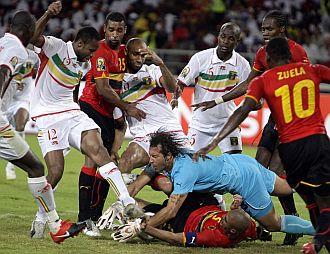Mali obr� el milgaro en el partido inaugural.
