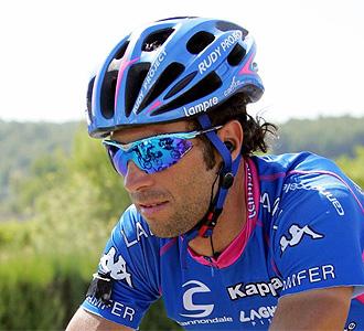 El que fuera doble ganador del Giro de Italia podrá brillar por última vez en su carrera de la mano del Lampre