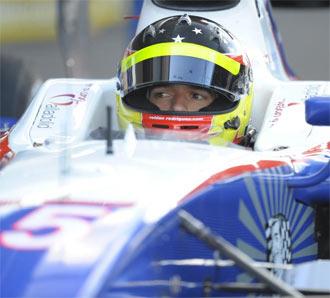 Rold�n Rodr�guez no quiere continuar en las GP2 Series a no ser que sea en un equipo puntero