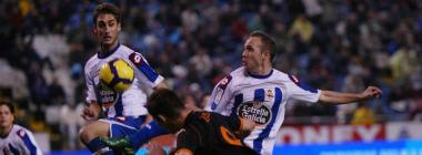 Deportivo 2-2 Valencia