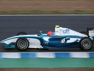Schumacher, en Jerez