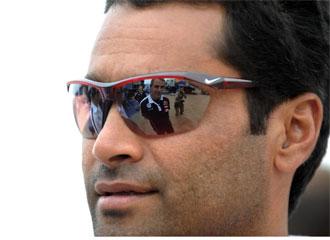 Nasser Al-Attiyah intent� ganar a Sainz con malas artes