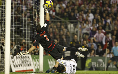 Athletic 1-0 Real Madrid