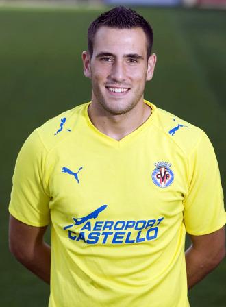 Kiko, jugador del Villarreal B