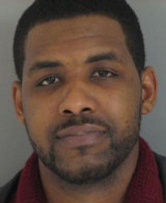 Shawne Williams, al ser detenido