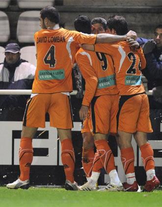 El Salamanca, en caso de ganar, se quedar�a a tres puntos del ascenso