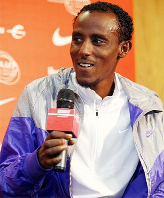 Alemayehu Bezabe, en una imagen de archivo