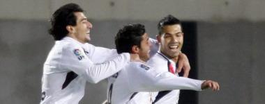 Mallorca 1-2 Getafe
