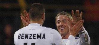 Gramozi Erseka 1-2 Real Madrid
