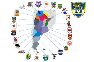 Equipos argentinos de rugby