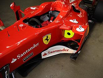 Este es el nuevo Ferrari que conducir� Alonso