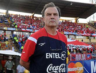 Marcelo Bielsa, seleccionador de Chile