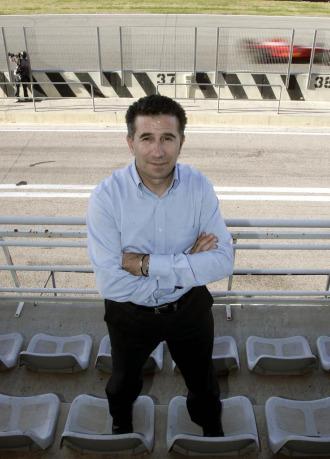 Jorge Mart�nez Aspar